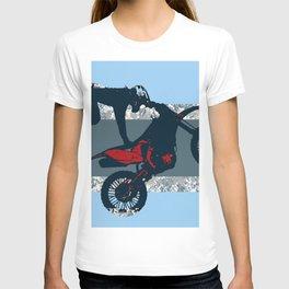 Flying Freestyle Moto-x Champ T-shirt