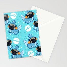 Pugkip Stationery Cards