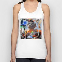 lebron Tank Tops featuring Show Me The Money by artbynatejames