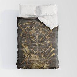Vegvisir - Viking  Navigation Compass Comforters