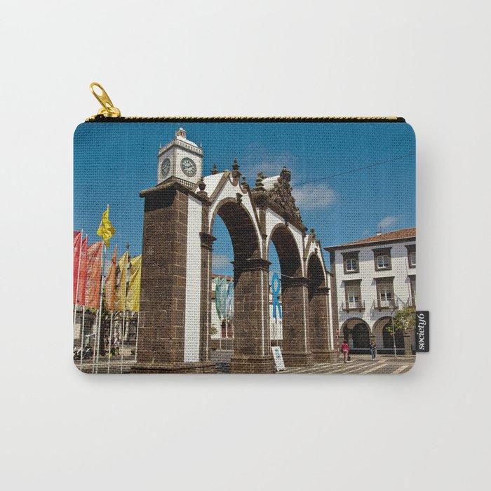 Ponta Delgada, Azores Carry-All Pouch