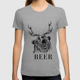 Bear Deer T-shirt