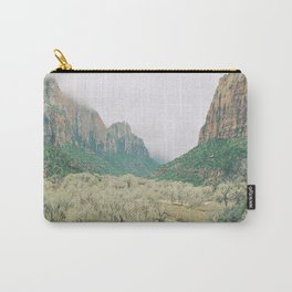 In the Valley... Carry-All Pouch