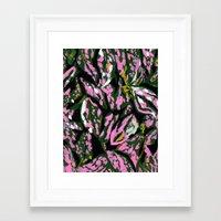 polkadot Framed Art Prints featuring Polkadot by Amanda Swart
