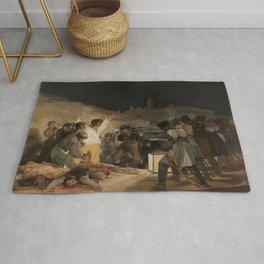 The Third of May 1808 - Francisco Goya Rug