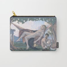 Dionysus and Satyr Carry-All Pouch