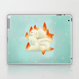 038 Ninetales Laptop & iPad Skin