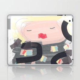 Be a doll - Vindi Vindaloo Design Laptop & iPad Skin