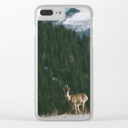 Hello spring! - Landscape and Nature Photography Clear iPhone Case