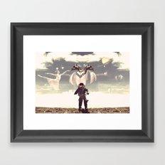 Limitless Beauty  Framed Art Print