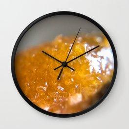Durban Poison Sugar Wax Wall Clock