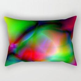 Acid trip Rectangular Pillow