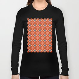 Moroccan Motet Pattern Long Sleeve T-shirt