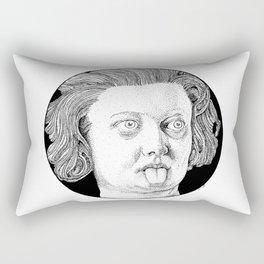Costanza's Tongue Rectangular Pillow