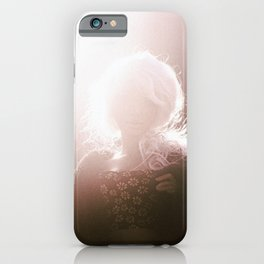 - w i n t e r | l i g h t - iPhone Case