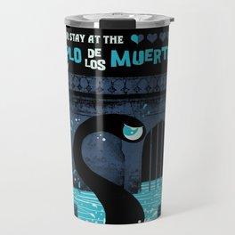 Templo de los Muertos Travel Mug