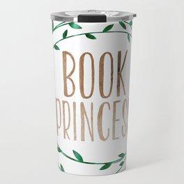 Book Princess Travel Mug