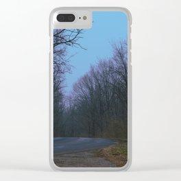 Vanish Clear iPhone Case