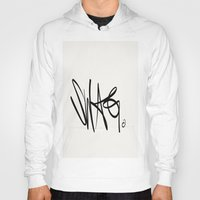 swag Hoodies featuring Swag. by transFIGure
