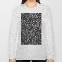 Pinstripe Pattern Creation 4 Long Sleeve T-shirt