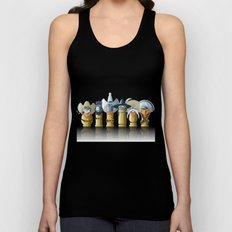 The Toon Bullets (aged version) Unisex Tank Top