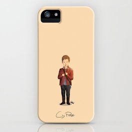 Chris Pratt - Guardians of the Galaxy iPhone Case