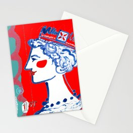 1st Class   Stationery Cards