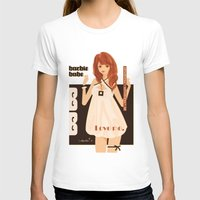 baloon T-shirts featuring DOLLY BALOON DRESS  by Chandelina