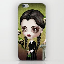 Be Afraid iPhone Skin