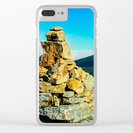 Liberty's View Clear iPhone Case
