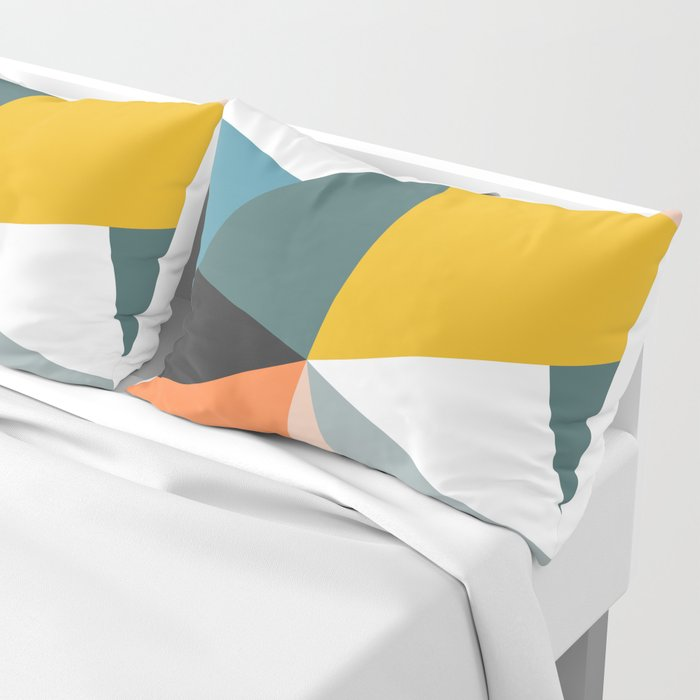Modern Geometric 36 Pillow Sham