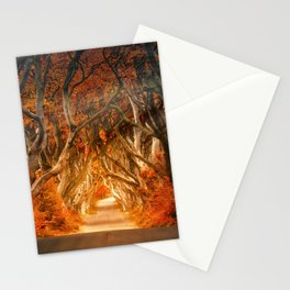 The Magic Forest Stationery Cards