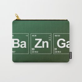 Breaking Bazinga Carry-All Pouch