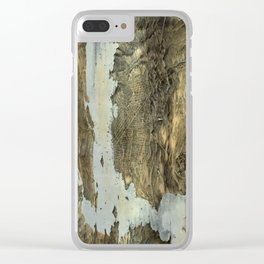 San Francisco - California - United States - 1868 Clear iPhone Case