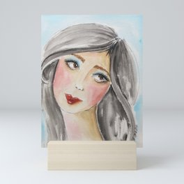 Jillian Mini Art Print