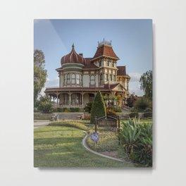 Morey Mansion Metal Print