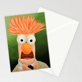 Beaker Stationery Cards