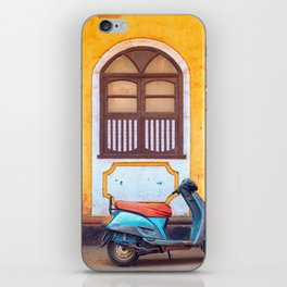 Travel photography made in India. iPhone Skin