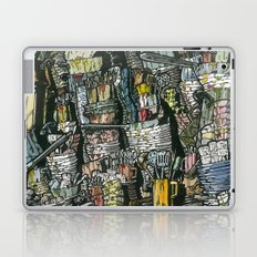 Dirty dishes Laptop & iPad Skin