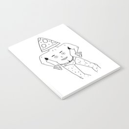 PIZZA PAPI (EYES OF THE CHEST 2) Notebook