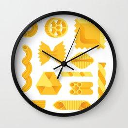 Italian Pasta Wall Clock