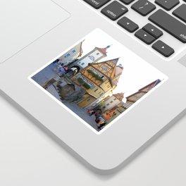 Rothenburg20150902 Sticker