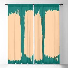 Emerald Forest Blackout Curtain