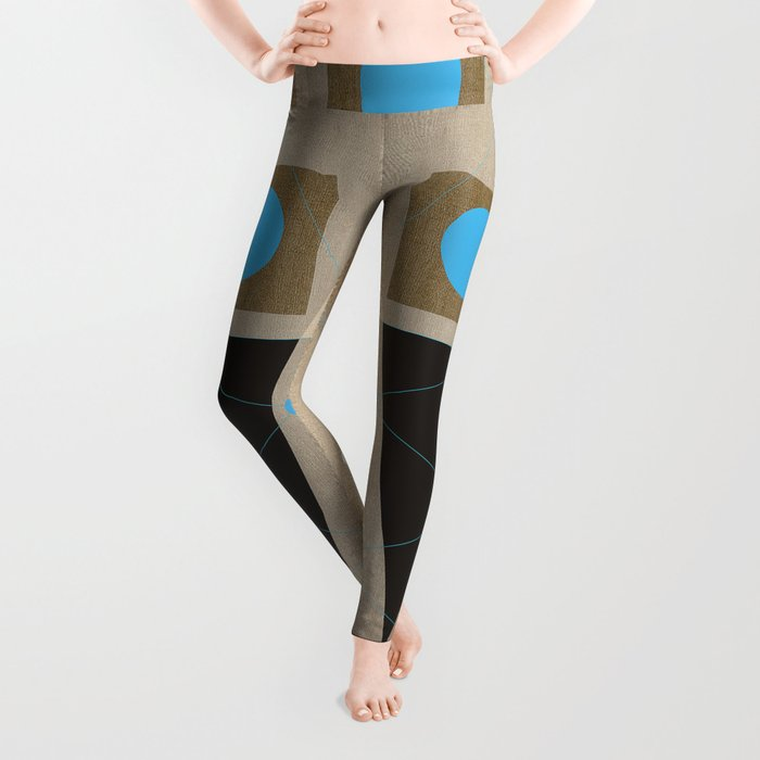Geometric/Abstract 7 Leggings