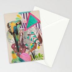 TROPICANA MACAW  Stationery Cards