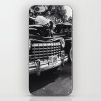 old school iPhone & iPod Skins featuring Old School by Xneon