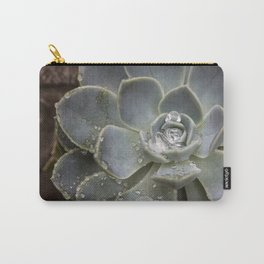Desert Rose Water Drops Carry-All Pouch