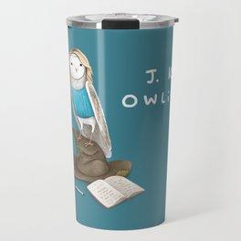 J. K. Owling Travel Mug