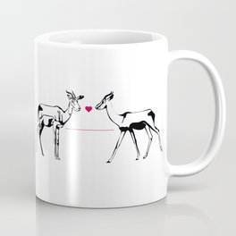 Gazelle Dama  Coffee Mug