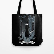Jack the Ripper Tote Bag